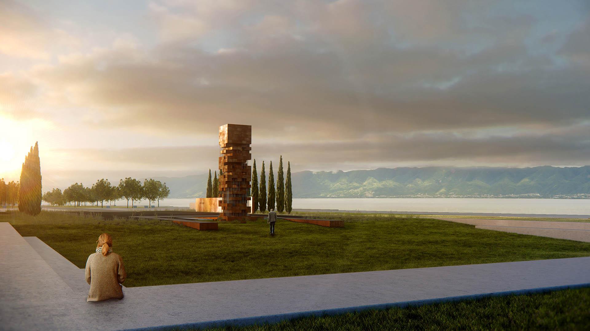 Anıta Bakış