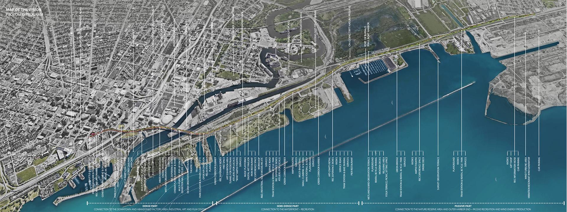 Google-Earth Plan Görüntüsü