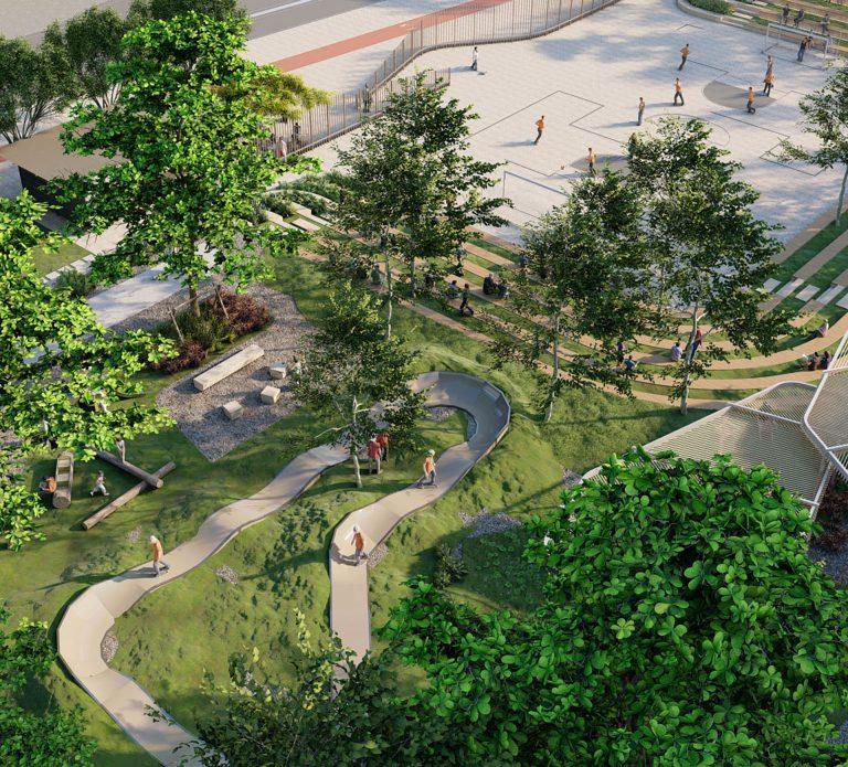 Topkapı Ambarlar Park Projesi
