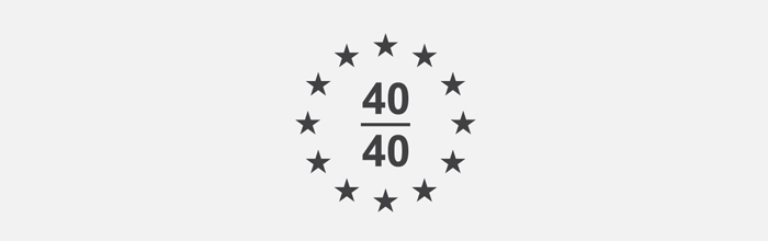 Avrupanın En İyi 40 Genç Mimarı Arasındayız