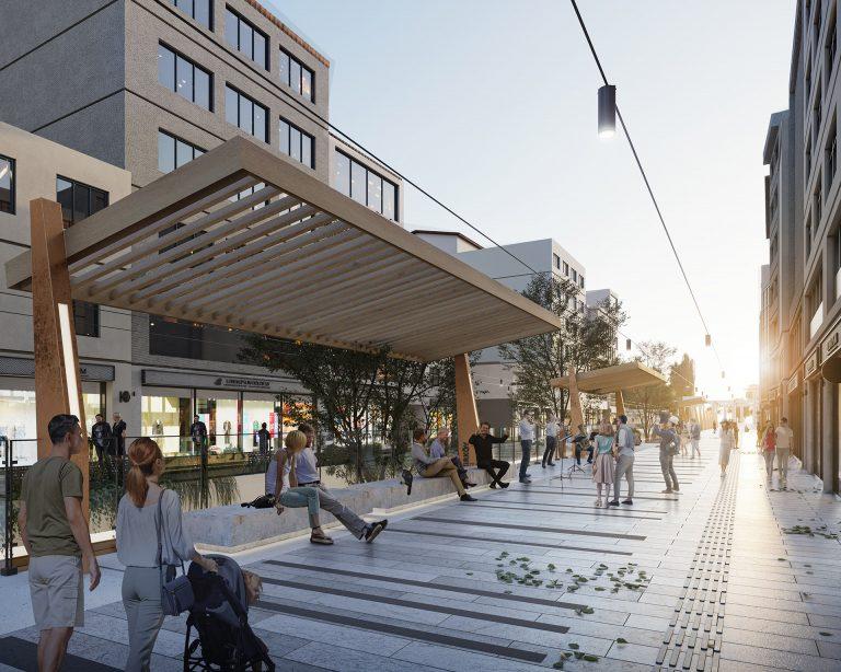 Bakırköy Meydanı Kentsel Tasarım