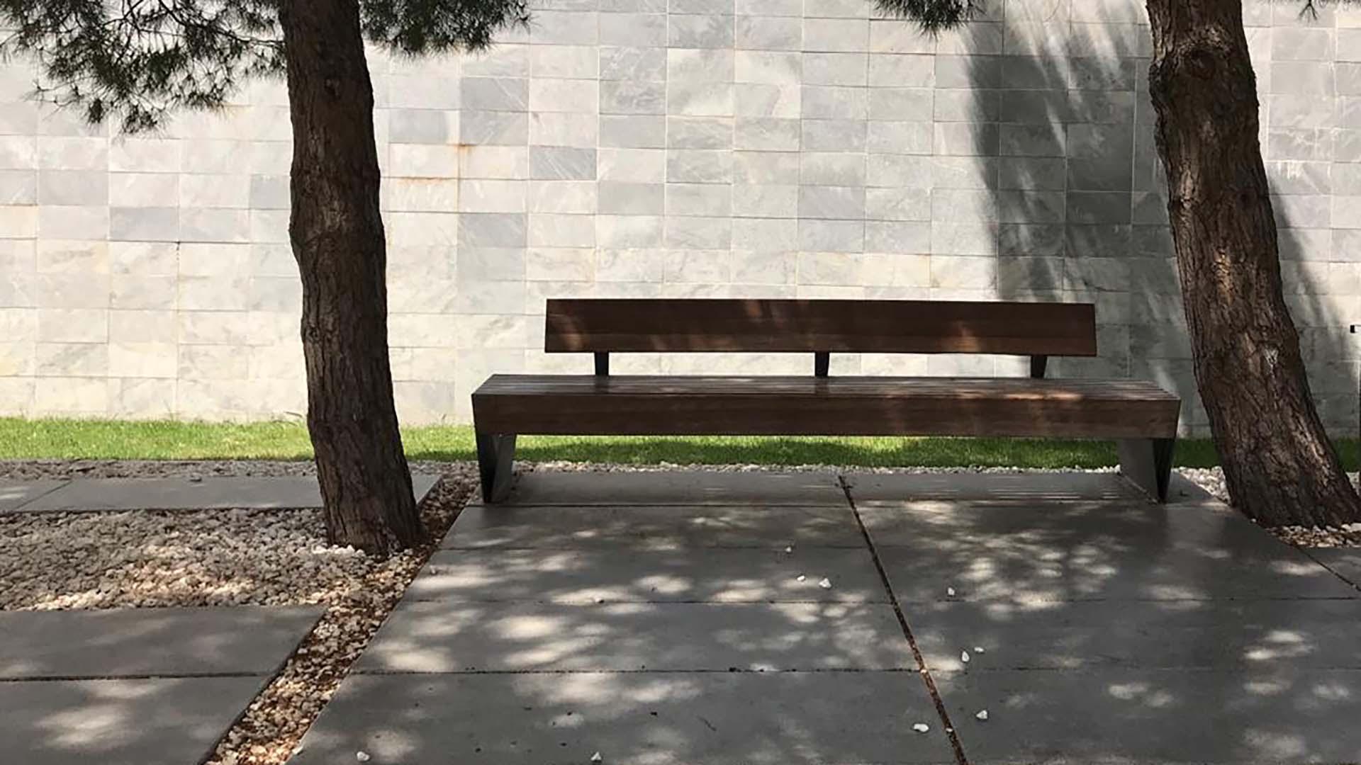 Ağaç Altı Oturma Birimleri