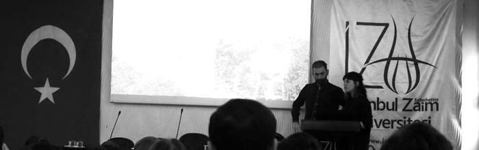 Sabahattin Zaim Üniversitesi, Deneyim, Kazanım Söyleşi